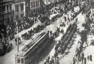 Польські війська захопили київ 1920