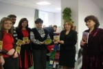 Святкування Дня прав людини в одній із бібліотек України
